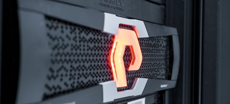 New partnership between Pure Storage and i3D.net
