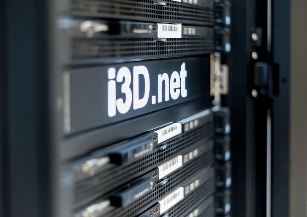 i3D.net datacenter server